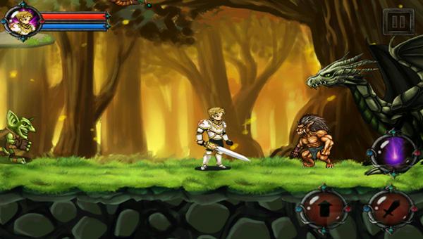 Demon Hunter của Divmob đã có mặt trên Google Play 4