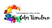 Colour throwdown