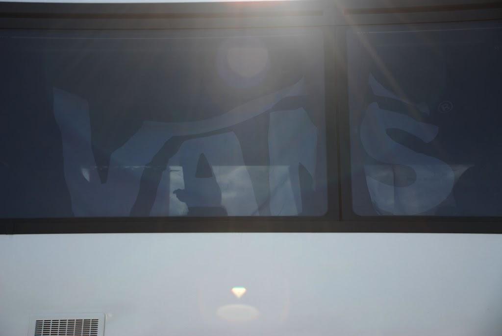 vans bus