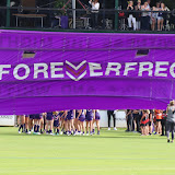AFLW Fremantle v Brisbane Round 2 2017