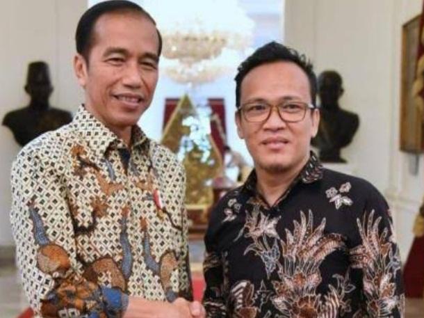 Ancam Laporkan Jokowi dan Ganjar, Emmanuel Ebenezer Sebut Natalius Pigai Orang Ngaco, Cara Berfikirnya Kotor
