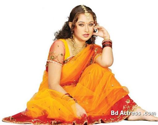 Bangladeshi Actress Rumana