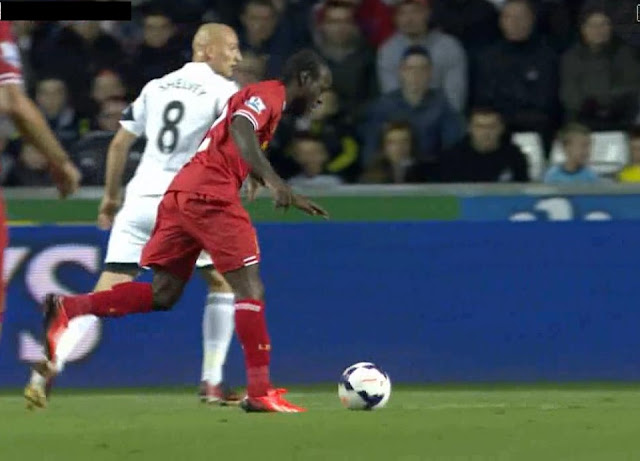 Victor Moses, Swansea - Liverpool