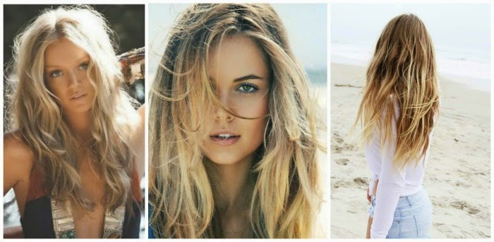 Surf Hair ou Beach Hair- saiba como texturizar o seu cabelo no verão