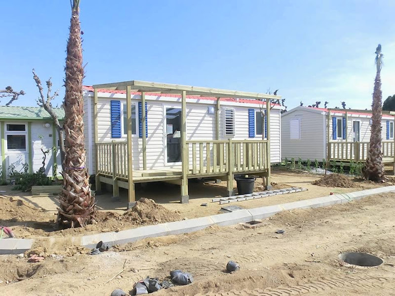 Nuevos MobilHomes Camping Playa Cambrils