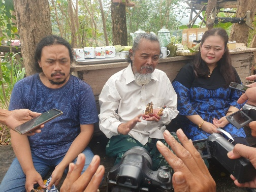 Film Edukasi Bumi Pati Mulai Shooting Perdana Di Watulumbung Bantul