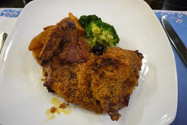 African Chicken Macau Style