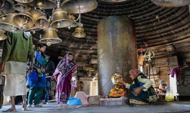 matangeshwar temple - खजुराहो के जीवित शिवलिंग का रहस्य, विज्ञान भी फेल