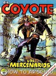 P00007 - Los Mercenarios #7