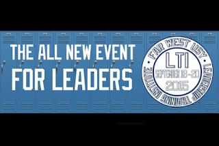 Leadership Training Institute 2015