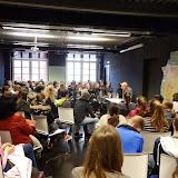 Predstavljanje romana za mlade autora Roberta Franka