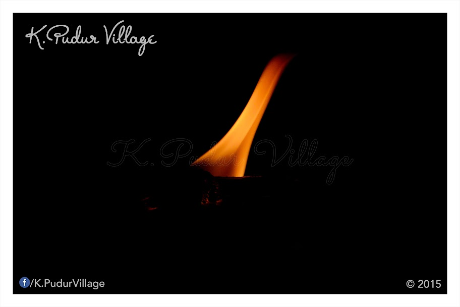 K.Pudur Village Karthigai Deepam Festival 2015 - Festival of Lights