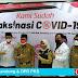 DPD PKS Kab. Bandung Gelar Vaksinasi Bagi 1000 Orang