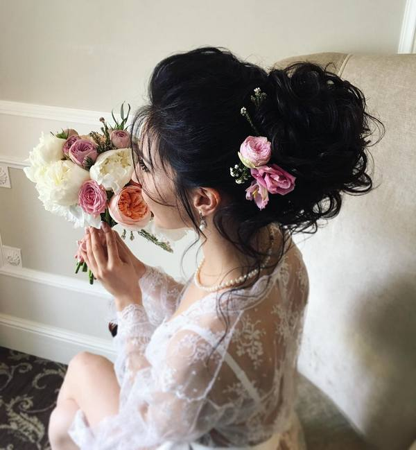 wedding hairstyles for long hair-Top Trendy In 2017 13