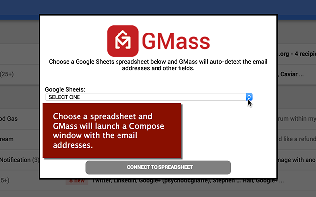 GMass: Mail merge for Gmail - G Suite Marketplace