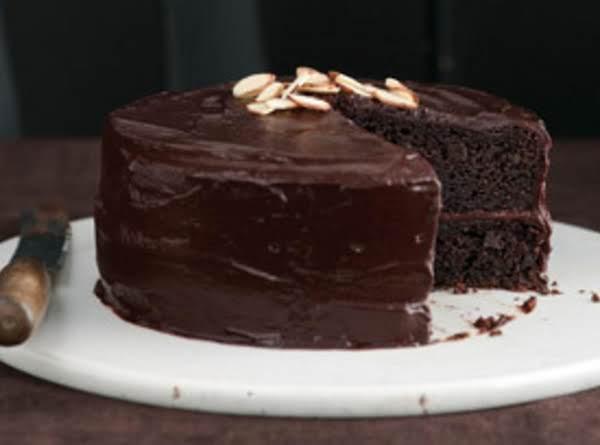 Homemade Chocolate Cake...