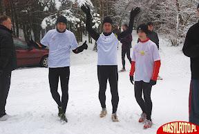 Zimowe Biegi Górskie, Falenica 2011
