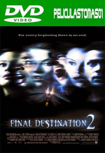 Destino Final 2 (Final Destination 2) (2003) DVDRip
