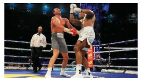 'Why Joshua-Klitchsko rematch may hold in Nigeria' (DETAILS)