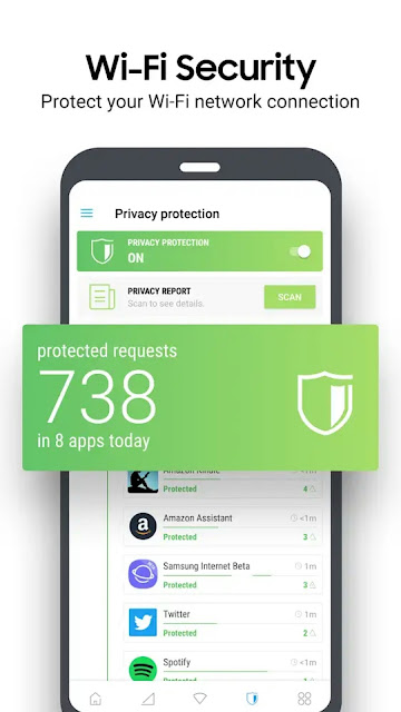 samsung max data and privacy protection