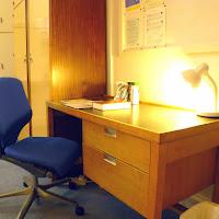 Room 25-desk