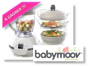 Jeu-Concours Nutribaby de Babymoov