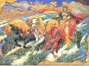 Богиня Дива-Додола