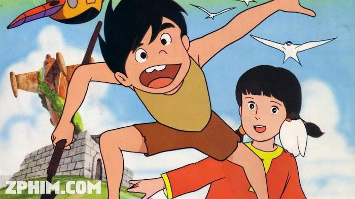Ảnh trong phim Conan, Cậu Bé Tương Lai - Future Boy Conan 1
