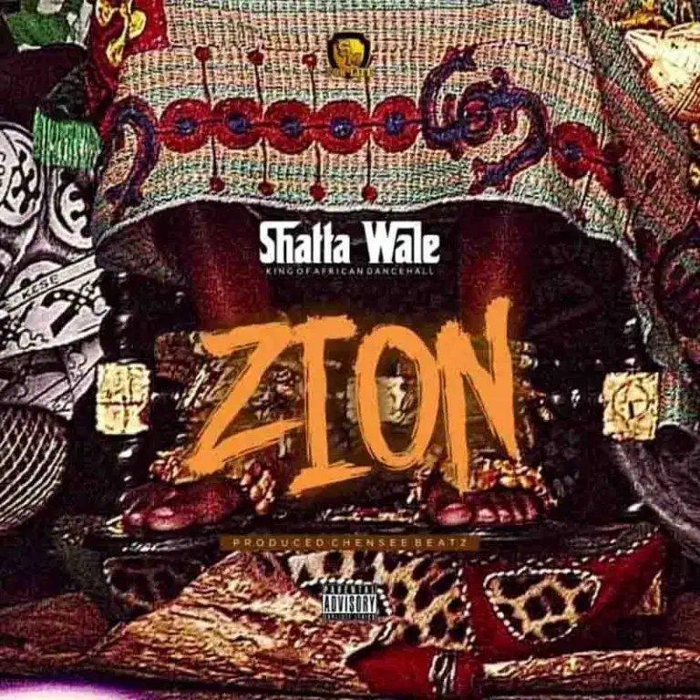Shatta Wale – Zion - BrytGh.Com