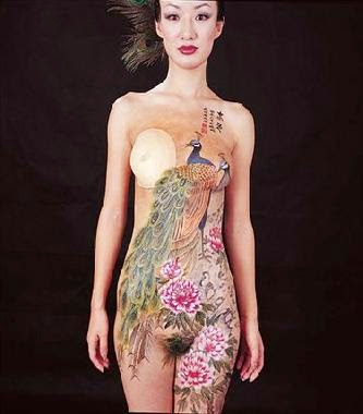 Natural Female Body Art  Best Eye Catching Tattoos