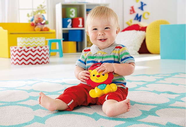 Thảm chơi trẻ em Fisher-Price Rainforest Friends 3-in-1 Musical Activity Gym