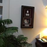 Poświęcenie tablicy pamiątkowej pp. Krawczyńskich - DSC01840.JPG