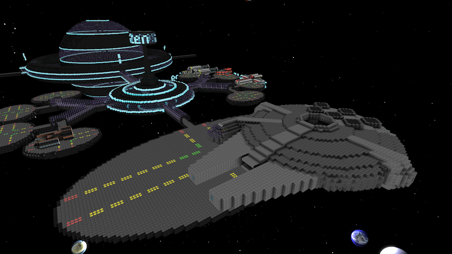 space ship on starmade - photo #8