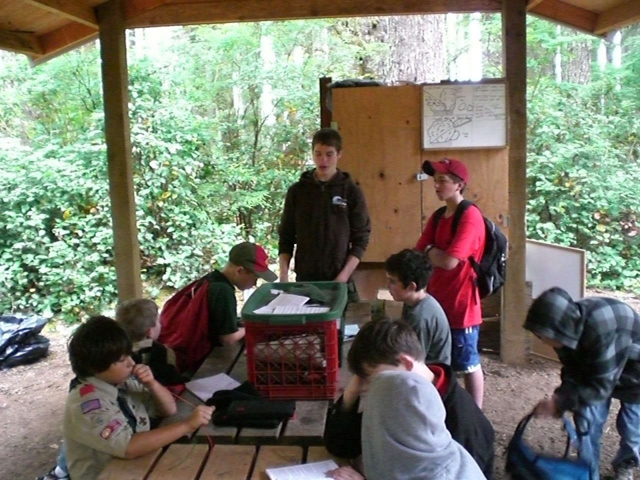 Camp Meriwether 2008 - 2008%7E08%7E10 Camp Meriwether 25.JPG