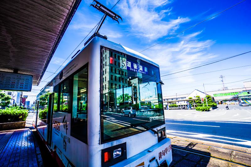 Matsuyama, Tram 4