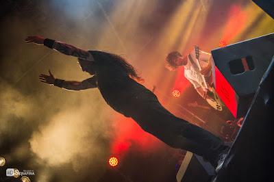 Orange Goblin au Hellfest 2015