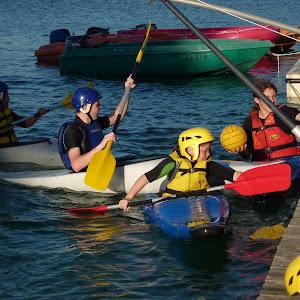 Soirée kayak polo et BBQ