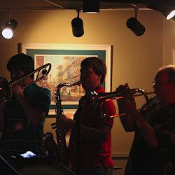 October 09 Jazz Jam