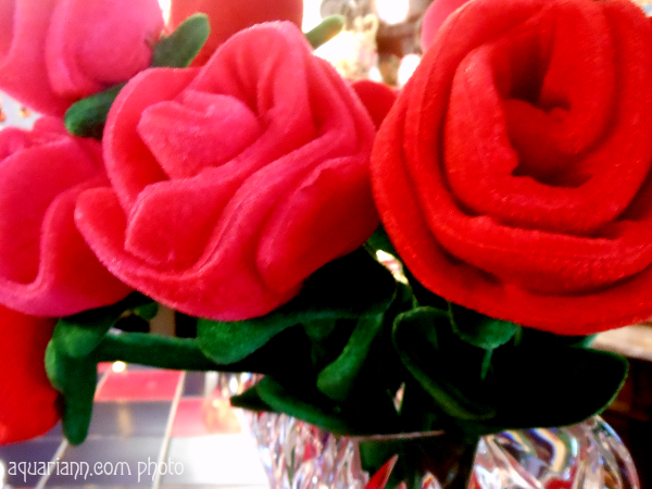 Plush Rose Bouquet Photo