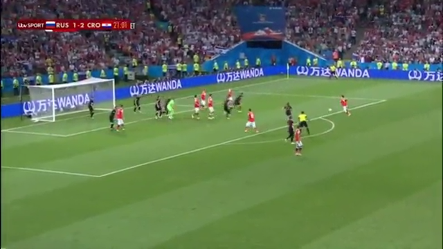 DOWNLOAD HIGHLIGHT:  Russia 2 (3) - (4) 2 Croatia