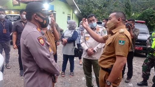 198.355 Orang Sudah Ditindak Langgar Prokes di Sumbar
