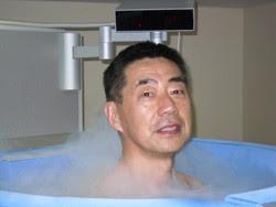 Криотерапия в Японии