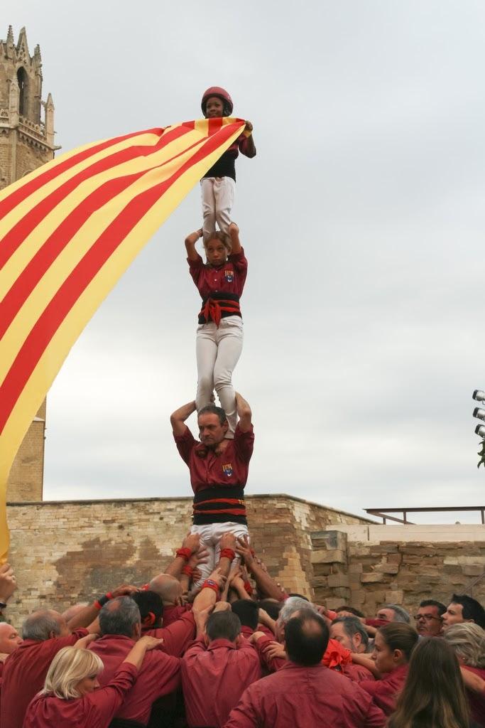 Ofrena floral Diada Nacional de Catalunya Seu Vella Lleida 11-09-2015 - 2015_09_11-Ofrena floral Seu Vella-17.JPG