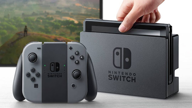 Nintendo Switch Official Presentation Date Revealed!