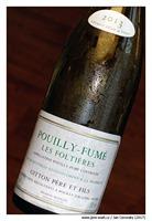 Gitton-Pére-et-Fils-Pouilly-Fumé-2013-Les-Foltières