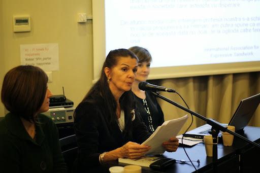 Prelegere sustinuta de Eva Pattis Zoja - Centrul Seeds for Happiness 2013