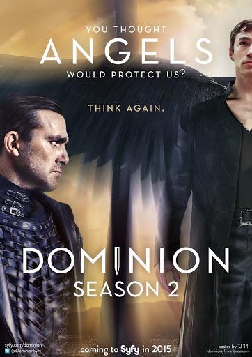 Ác Thần - Phần 2 - Dominion Season 2 poster
