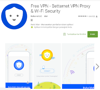 On the occasion of today I will discuss the information about for  Full Review Free VPN - Betternet VPN Proxy & Wi-Fi Security