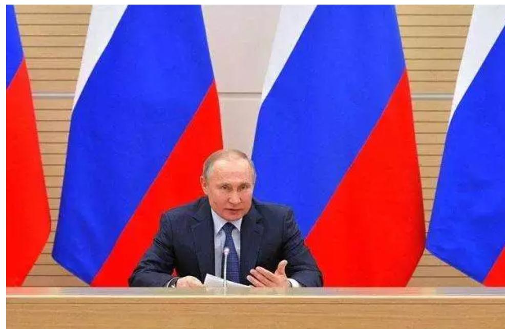 Putin : Saya Haramkan LGBT !