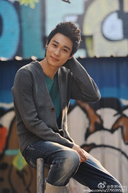 Li Yang China Actor